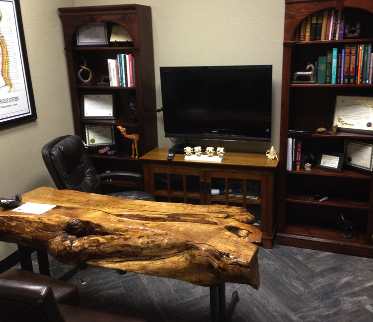 Make A Statement With A Custom Wooden Desk!